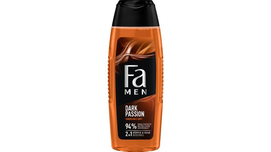 Fa Dusche Men Dark Passion