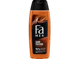 FA Men 2in1 Koerper Haar Duschgel Dark Passion