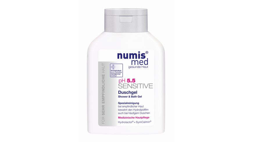 numis med PH 5 5 Dusche Sensitive