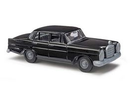 Busch 89100 Automodell Mercedes 220 Schwarz 1 87