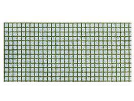 BUSCH 7432 H0 3 D Dekorplatte Rasenverbundplatten
