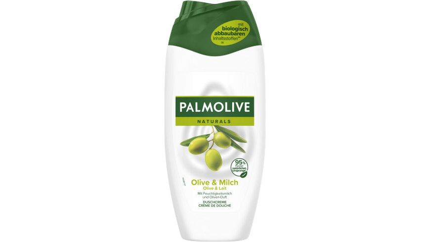 PALMOLIVE Natural Dusche Olive