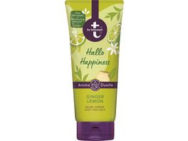 t by tetesept Dusche Hallo Happiness