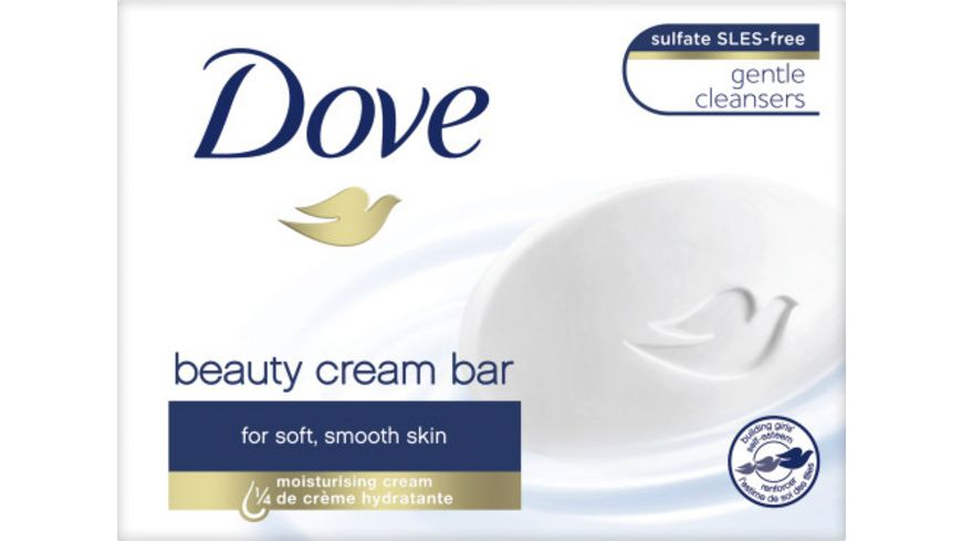 Dove Waschstueck Cream Bar Seife