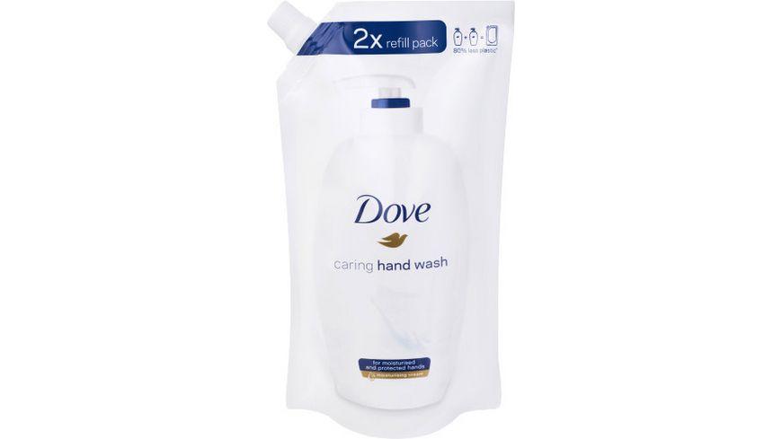 Dove Fluessigseife Beautywash im Nachfuellbeutel