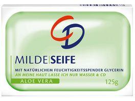 CD Seife Mild Aloe Vera