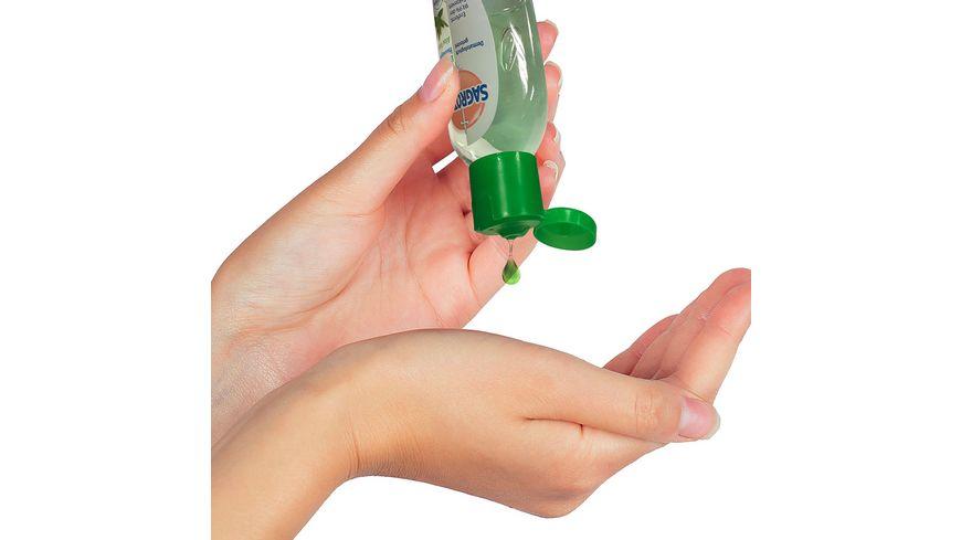 SAGROTAN Healthy Touch Handdesinfektionsgel Aloe Vera