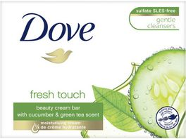 Dove Waschstueck Creme Bar Seife go fresh Fresh Touch