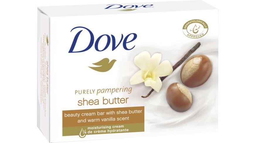 Dove Waschstueck Cream Bar Seife Sheabutter