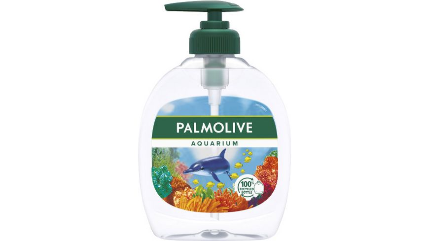 Palmolive Fluessigseife Aquarium
