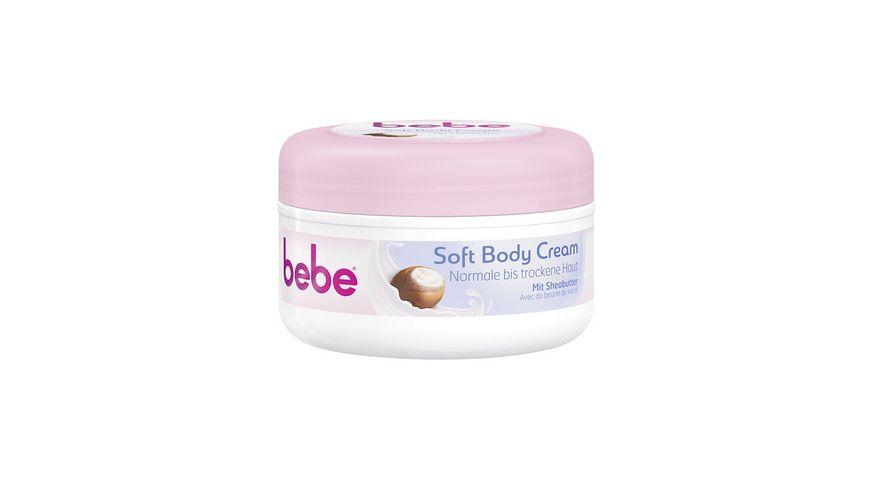 bebe Soft Body Cream Normale bis trockene Haut