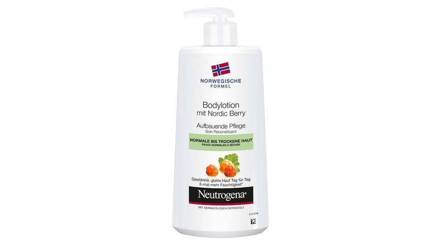 Neutrogena Bodylotion Nordic Berry
