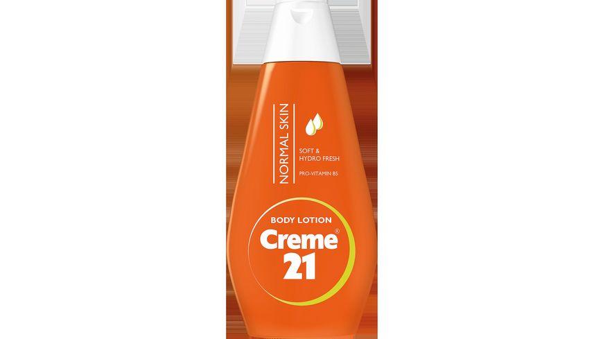Creme 21 Bodylotion normale Haut