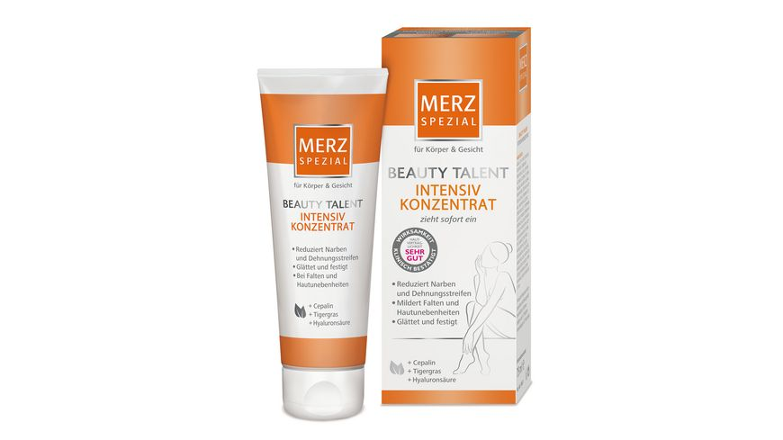 MERZ Spezial Beauty Talent Konzentrat
