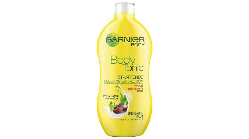 GARNIER Bodytonic Bodylotion Straffend