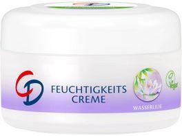 CD Feuchtigkeitscreme Wasserlilienextrakt