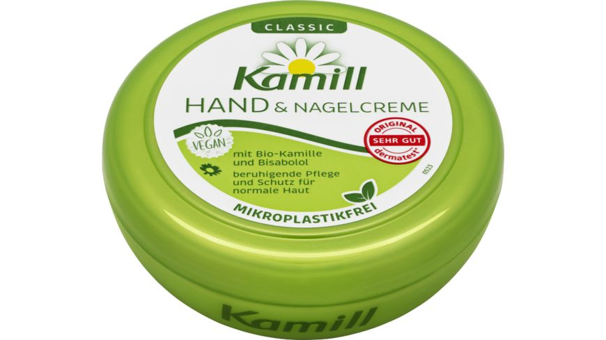 Kamill Hand- & Nagel Creme Classic Dose
