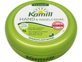 Kamill Hand Nagel Creme Classic Dose