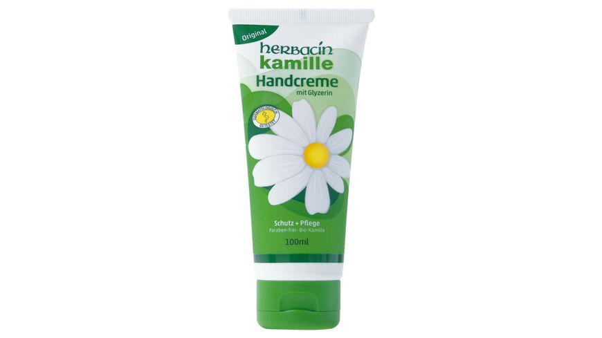 herbacin kamille Handcreme Original