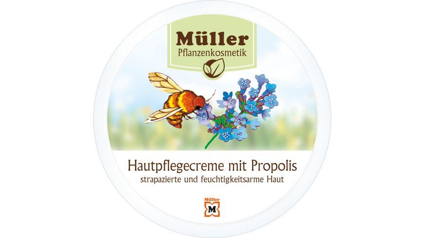 Mueller Pflanzenkosmetik Creme Propolis