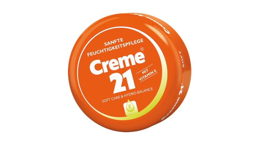 Creme 21 Pflegecreme Sanfte Feuchtigkeit