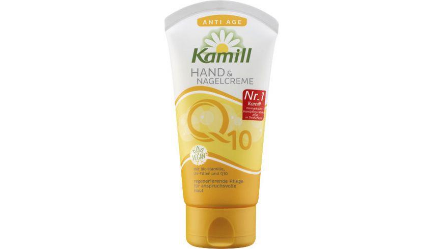 Kamill Hand Nagel Creme Anti Age mit Q10
