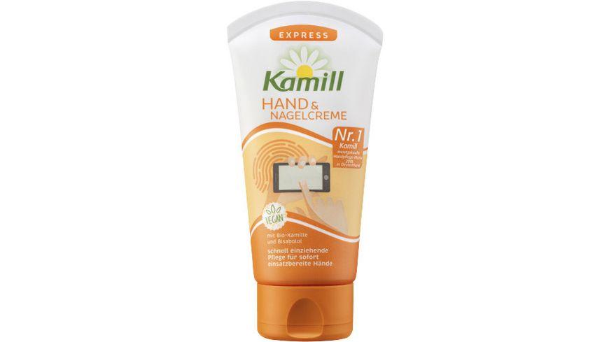 Kamill Hand Nagel Creme Express