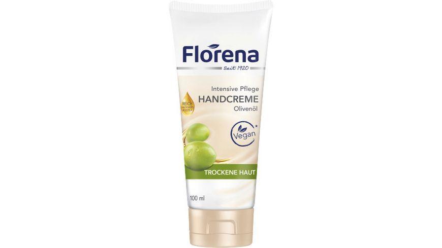 Florena Handcreme Olivenoel