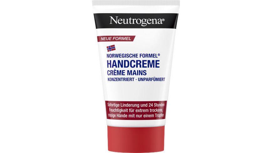 Neutrogena Handcreme Parfuemfrei