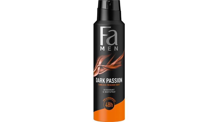 Fa Deospray Men Dark Passion