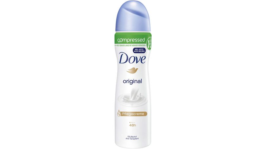 Dove Compressed Deospray Original