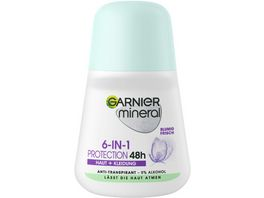 GARNIER Roll On Women Mineral Protection 5