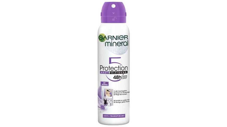 GARNIER Deospray Women Mineral Protection 5