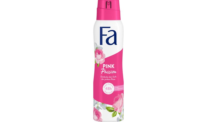 Fa Deospray Glamour Collection Pink Passion
