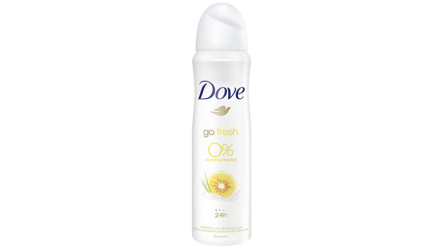 Dove Deospray Women Go Fresh Grapefruit