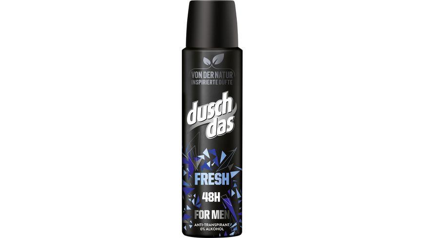 duschdas Deospray Men Fresh