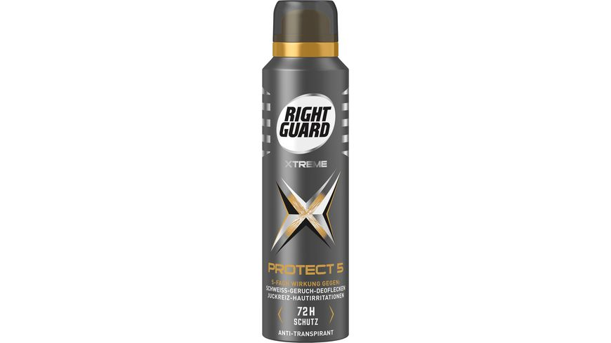 RIGHT GUARD Deospray Protect 5 72h