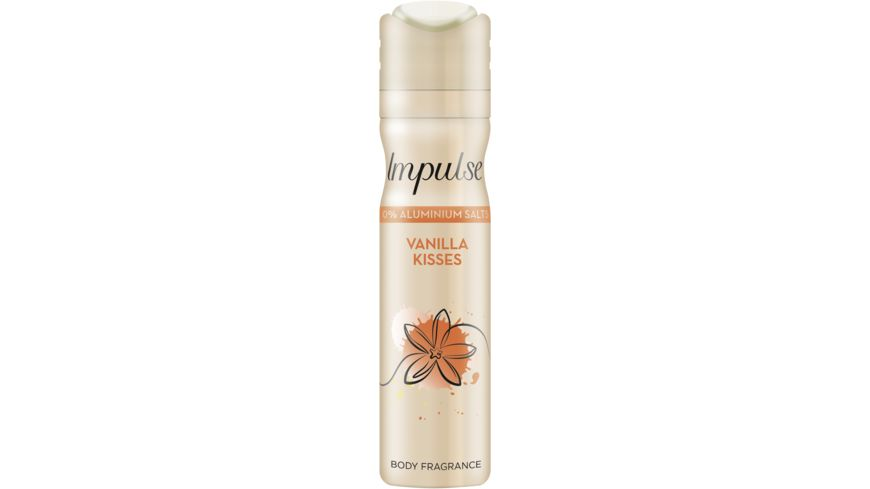Impulse Deospray Vanilla Kisses
