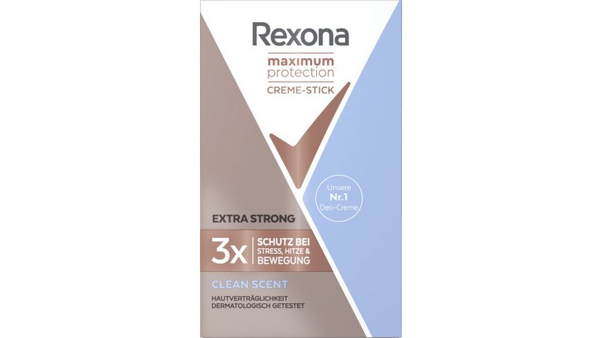 Rexona Deo Creme Women Maximum Protection Clean Scent