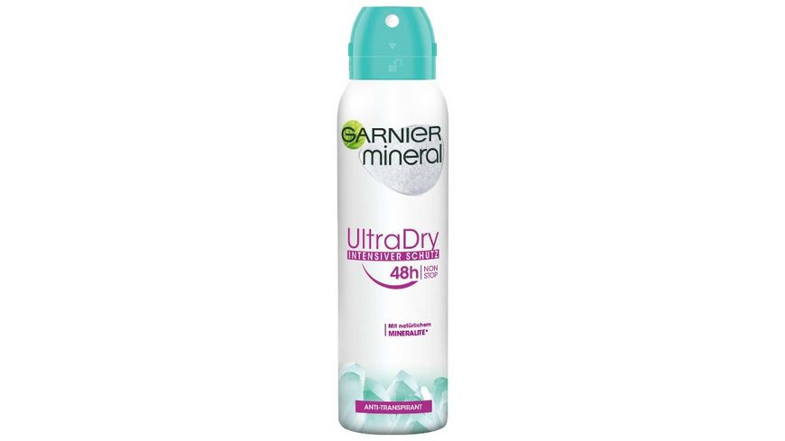 GARNIER Deospray Women Mineral Ultra Dry
