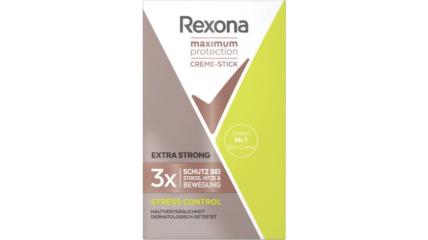Rexona Deo Creme Women Maximum Protection Stress Control