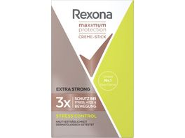 Rexona Deo Creme Women Maximum Protection Stress Control