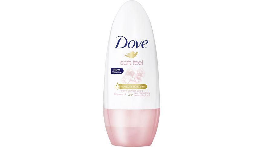 Dove Deo Roll On Women Soft Feel