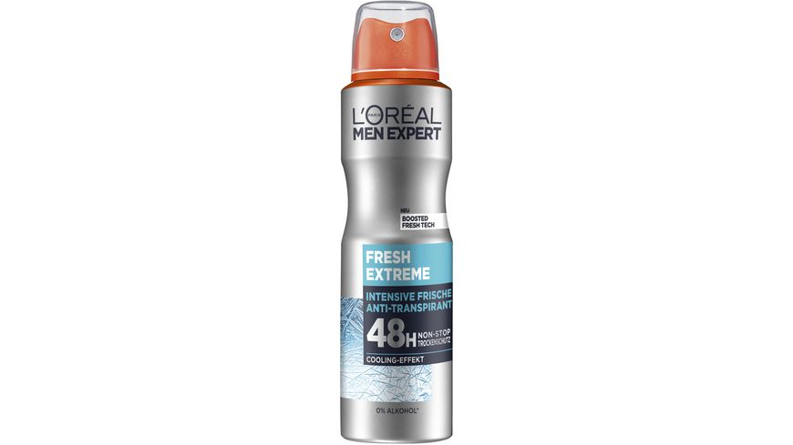 L OREAL PARIS MEN EXPERT Deospray Fresh Extreme