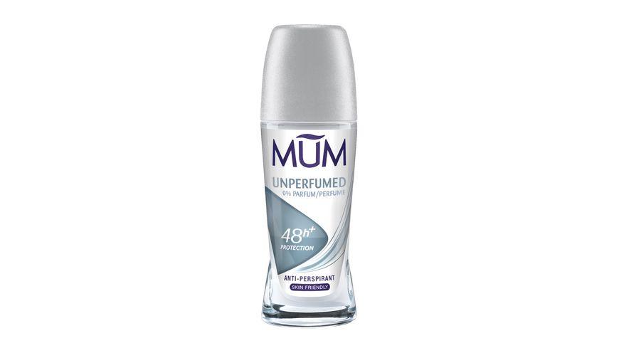 MUM Deo Roll On ohne Parfum