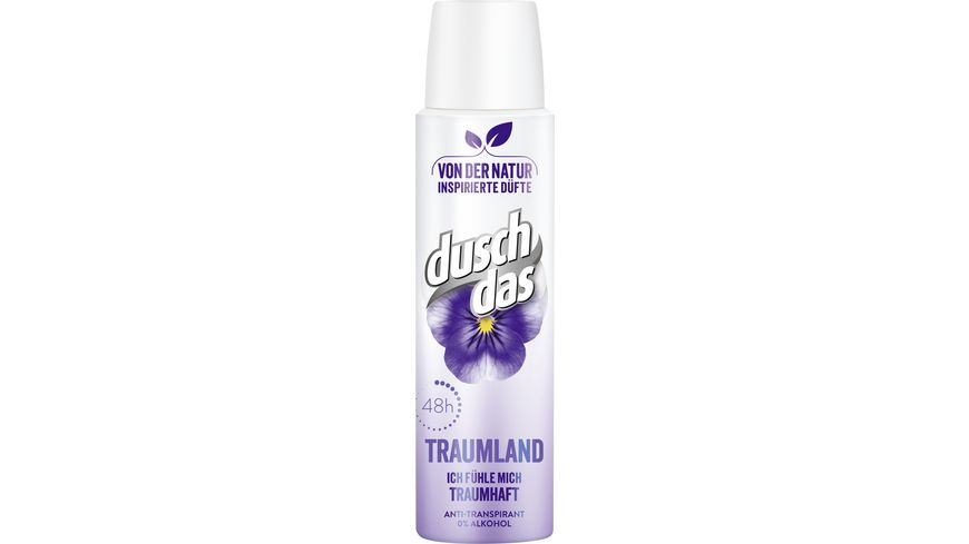duschdas Deospray Women Traumland