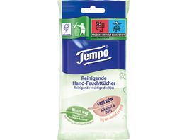 Tempo Feuchte Tuecher fresh to go Pure