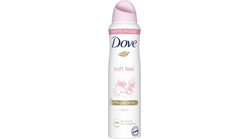 Dove Deospray Women Soft Feel