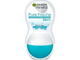 GARNIER mineral Roll On Women Pure Fresh