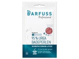 BARFUSS Professional Urea Badeperlen